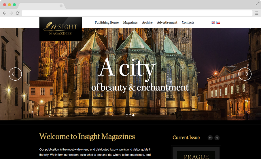 Insight Magazines